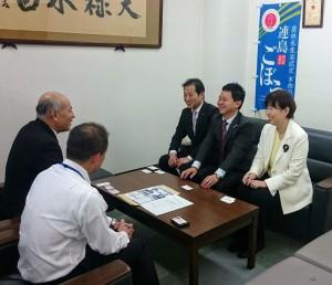 小松・紙対談でJA訪問18年3月13日1ajd