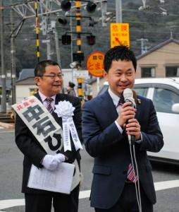 広島市議補選18年3月9日9F