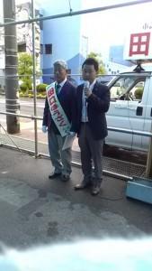 2018年5月13日田口豊作