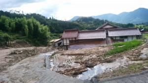水害東広島市2018年7月9日
