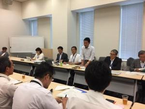 広島豪雨災害政府レクチャー18年8月30日