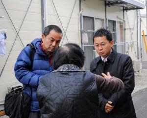 坂町仮設住宅1月5日IC9