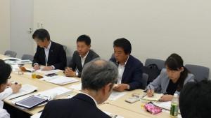 2019年6月11日岡山市議団政府交渉
