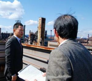 日本製鉄調査