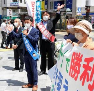 広島参院再選挙4月26日4